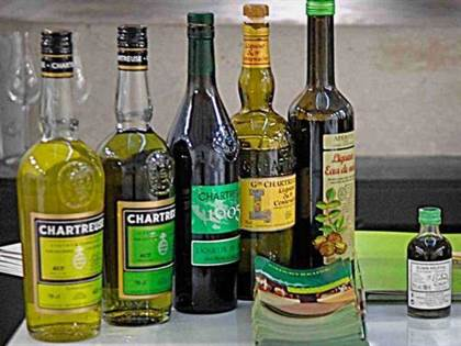 chartreuse gamme