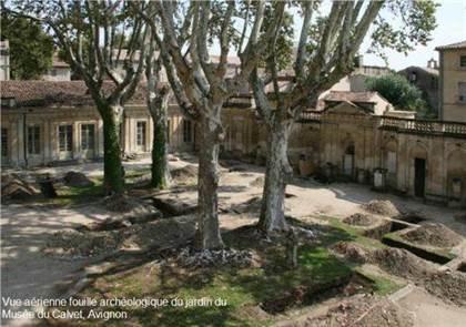 1 Fouille musée Calvet