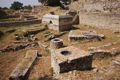site archeo troie