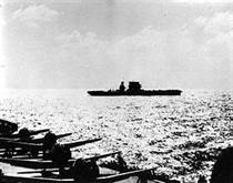 300px-uss_lexington_coral_sea_early_morning