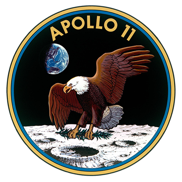 Apollo 11 Ecusson