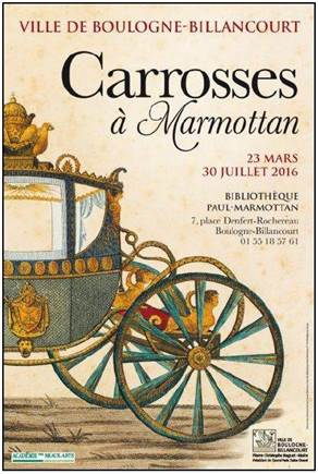 expo carrosses marmottan