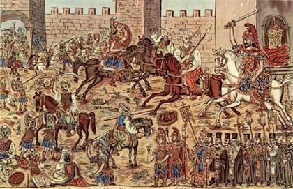 constantinople 1453 des byzantins aux ottimans