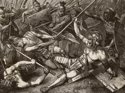 Επιγραφή Spartacus
