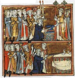 Le Roi Arthur Et Les Chevaliers De La Table Ronde
