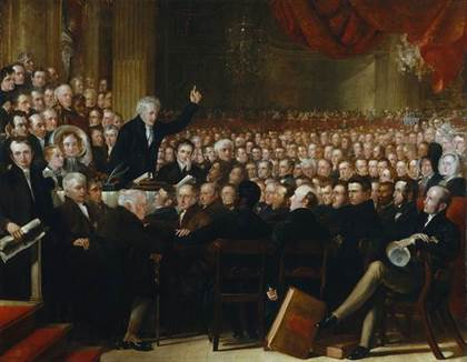 Convention abolition esclavage 1840