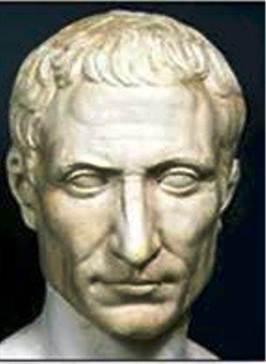 Jules Cesar General Et Homme Politique Romain