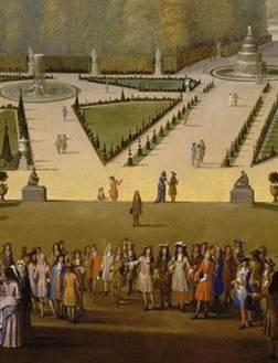 Une journ e versailles avec louis xiv - Histoire des arts les jardins de versailles ...
