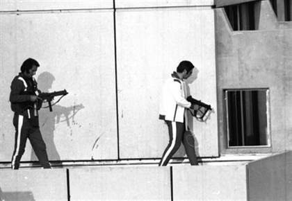 commando palestinien munich 1972