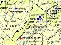 kernstown_map