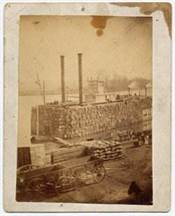 albumen_steamboat_ladened_with_cotton