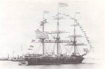 USS_Brooklyn_1858_at_Naval_Review