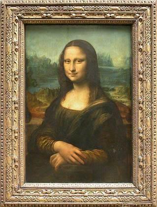 La Joconde - Mona Lisa (Léonard de Vinci)