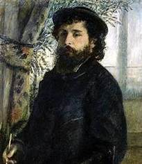 portrait monet renoir