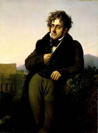 Anne-Louis GIRODET de Roussy-Trioson 17671824 by Catherine La Rose 442