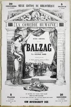 affiche comedie humaine