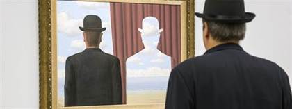 decalcomanie magritte