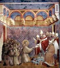 giotto innocentiii
