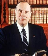 mitterrand portrait officiel