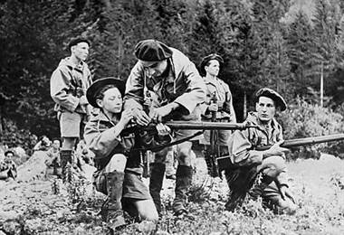 resistants alpes 1944