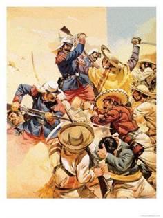 Bataille de Camerone (30 avril 1863)