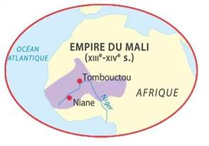 carte empire mali