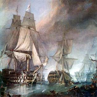 battle-of-trafalgar