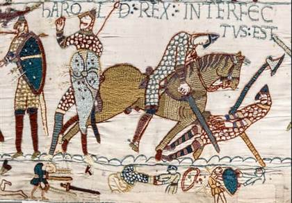 bayeux bataille hastings