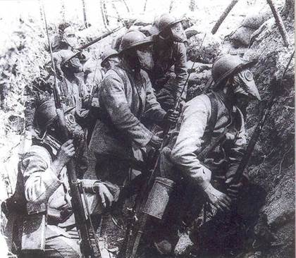 Premiere Guerre Mondiale Chronologie De La Guerre De 14 18