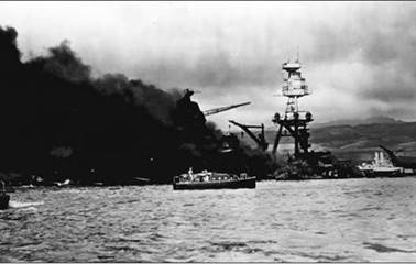 attaque pearl harbor 7 dec 1941