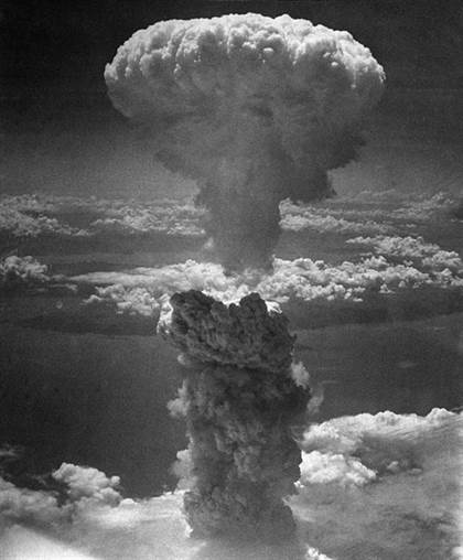 Les Bombardements Atomiques DHiroshima Et Nagasaki 6 9 Aot 1945