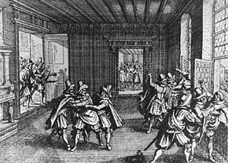 defenestration prague