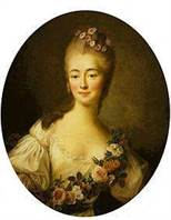 Comtesse du Barry en 1769