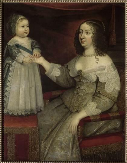Louis Xiv Roi De France 1643 1715