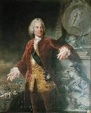 Medecin de Louis XV. Mr de la Martiniere