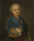 La difficile jeunesse de Louis XVI