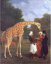 girafe_par_jacques_laurent_Agasse