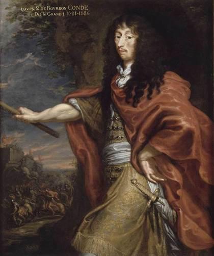 Le Grand Condé, seigneur de guerre et mécène