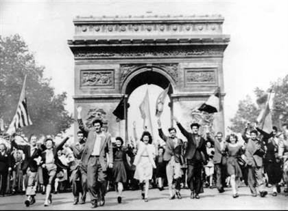 paris liberee 25 aout 1944
