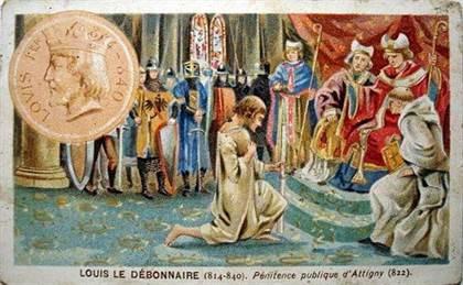 ŒUVRES CHRÉTIENNES DES FAMILLES ROYALES DE FRANCE - (Images et Musique)- année 1870  Petinencebis