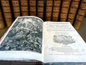 volume encyclopedie diderot