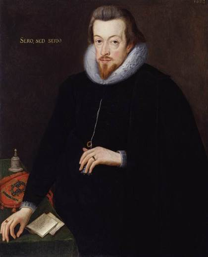 2b The Earl of Salisbury by John de Critz the Elder c. 1602