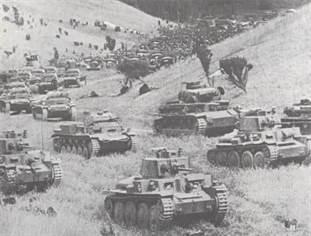 Mai-juin 1940 - La bataille de France et la défaite