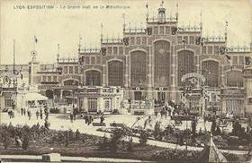 Expo internationalle 1914