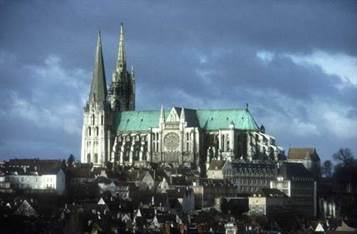 cathedrale chartres