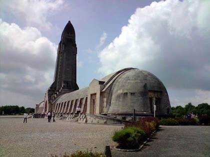 Ossuaire de Douaumont (Photo: S.C. / HpT)
