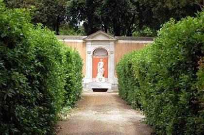 La villa m dicis acad mie de france rome for Jardin villa medicis rome